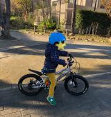 「自転車ゲット!!!」の画像(3枚目)