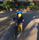 「自転車ゲット!!!」の画像(2枚目)