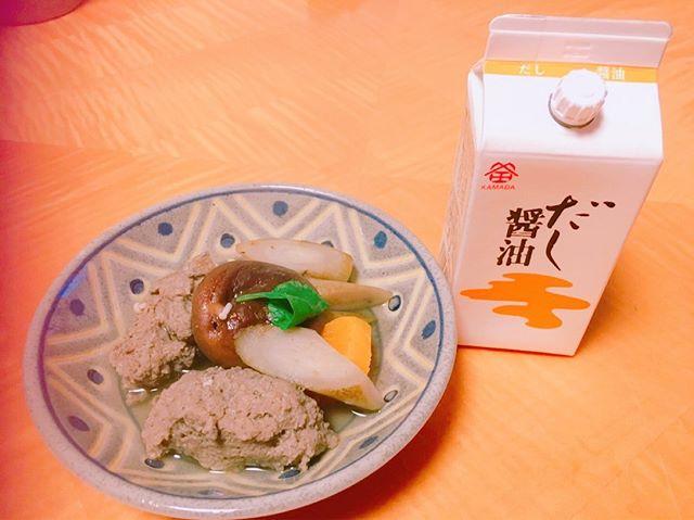 口コミ投稿:料理の基本は、これ1本!!! 美味しく便利なだし入りの万能醤油、鎌田醤油の✨だし醤油✨…