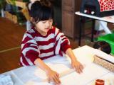 グランピングで食育体験♪親子でピザ&ポテチ作りの画像(23枚目)