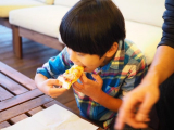 グランピングで食育体験♪親子でピザ&ポテチ作りの画像(47枚目)