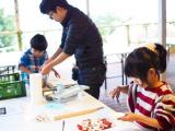 グランピングで食育体験♪親子でピザ&ポテチ作りの画像(31枚目)