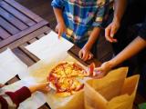 グランピングで食育体験♪親子でピザ&ポテチ作りの画像(46枚目)