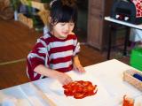 グランピングで食育体験♪親子でピザ&ポテチ作りの画像(24枚目)