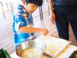 グランピングで食育体験♪親子でピザ&ポテチ作りの画像(26枚目)