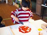 グランピングで食育体験♪親子でピザ&ポテチ作りの画像(28枚目)