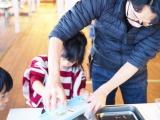 グランピングで食育体験♪親子でピザ&ポテチ作りの画像(18枚目)