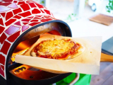グランピングで食育体験♪親子でピザ&ポテチ作りの画像(42枚目)