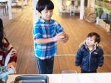 グランピングで食育体験♪親子でピザ&ポテチ作りの画像(17枚目)