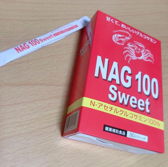 口コミ投稿:☘️/肌のハリツヤにグルコサミン??\▷▶︎▷ NAG100スイート- - - - - - - …