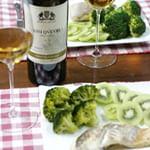 こんにちは♬昨晩は、「キシ クヴェヴリ」というジョージア産の白ワインを飲んでみました。毎日、ワインを飲んでいますが、ジョージア産のワインは初めて。この「キシ クヴェヴリ」は「クヴェヴリ…のInstagram画像