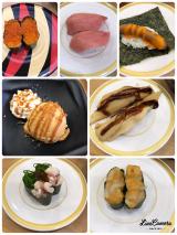 今日のお昼ご飯はカッパ寿司の画像(2枚目)