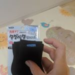 黒い靴下にはシール有り難い!!#おなまえつけ #名前つけ #衣類の目印 #洗濯タグ #アイロン不要 #お洗濯OK #KAWAGUCHI #タグペタラベル #monipla #kwgc_fanのInstagram画像