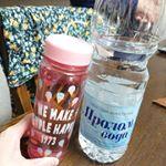 Prolomvoda(プロロムヴォー)✨ 低ミネラル化していて、重炭酸イオンの顕著な活性な低熱水です。雑味がなくてすっきりしていて美味しいお水です💕マイボトルにいれて外でも飲んでいます(*^▽^*…のInstagram画像