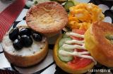 低糖質パンで朝食の画像(3枚目)