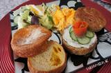 低糖質パンで朝食の画像(4枚目)
