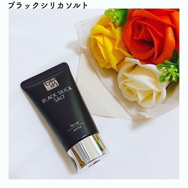 口コミ投稿:.🖤ブラックシリカソルト🖤..洗顔・化粧水・美容液・乳液・クリームの5役の効果がある…