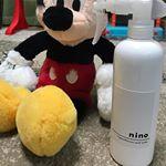 おしゃれなボトルで、リビングに置いといても違和感ない!ヘアミストにも見えるよきデザイン😊子どもがいるから除菌、消臭はめっちゃしたい!#nino除菌スプレー #ニーノ除菌スプレー #nino…のInstagram画像