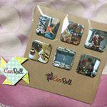 CanRollさんでクリスマスの写真でマグネットを作ってみました!こちらのCanRollさんのお気に入り点は、とにかく簡単に出来る事。インスタの写真からも手軽に作れたり…何より写真からオリジナ…のInstagram画像