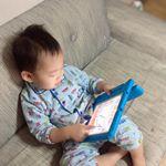 幼児ワークアプリ ·.*⿻[3歳 ちえ・学研]⿻*.·ワークブックで有名な学研さんの幼児ワークアプリですいま息子は3歳半ですが、発達がのんびり屋な面もあり2歳頃からデビュ…のInstagram画像