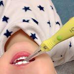 🦷イオン歯ブラシionicこの歯ブラシはイオンの効果で歯垢を柔らかくして取れやすくしてくれます^ ^歯磨き粉を使わず水だけのブラッシングだけで歯垢が落ちる!という優…のInstagram画像