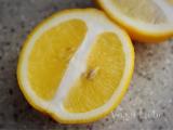 レモンライムでレモン酢作り♡の画像(3枚目)