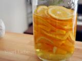 レモンライムでレモン酢作り♡の画像(5枚目)