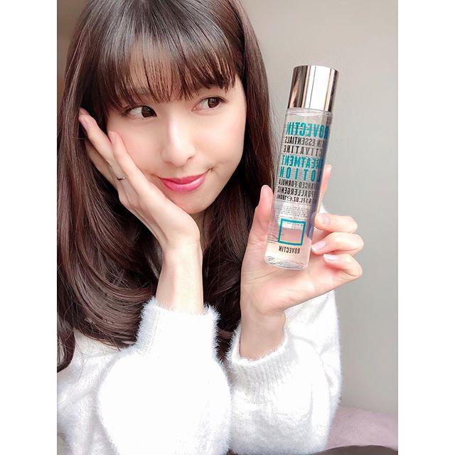 口コミ投稿:とっても高保湿でもちもち肌になる化粧水を発見*°♡@rovectin_japan のエッセンシャル…