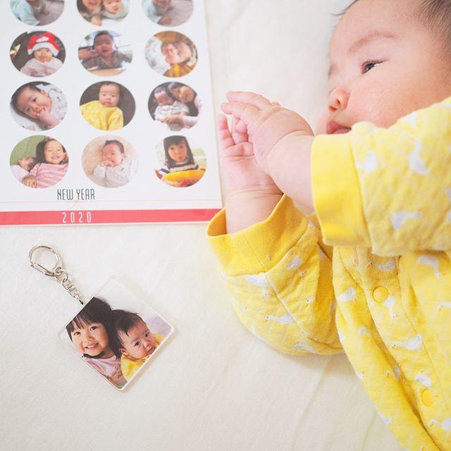 口コミ投稿:もー妹、寝返りしちゃいました。早い😂最近、妹の成長を見つつ、お姉ちゃんの時は余裕…