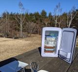 冷温庫 1台2役 10L大容量の画像(3枚目)