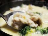 口コミ記事「【おうちでお手軽簡単♪鶏の肩肉でジョージア料理シュクメルリ(レシピ)】」の画像