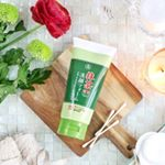 YUZE Matcha Face Wash130g✄ ---------------------------- It has been a while since I used…のInstagram画像