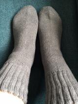 こんなの欲しかった!毛布のような靴下☆の画像(6枚目)