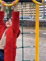 口コミ記事「手作りの凧で、凧揚げ」の画像