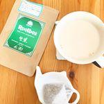 ..オーガニック 生葉(ナマハ)ルイボスティー🌿☕️..ルイボスティーの中でも、オーガニック認証を取得した最高級グレードの茶葉を100%使用!生葉(ナマハ)ルイボス…のInstagram画像