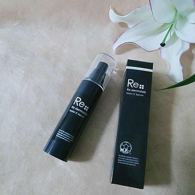口コミ投稿:美容皮膚科医監修のコスメ「リ・ダーマラボ」の美容液モイストCセラムを使ってみまし…