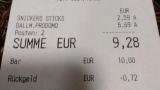 ドイツ旅行で買ったおみやげを一挙公開します!ニベア、クナイプ、ヴェレダの価格等【2019年12月:ドイツ/フランクフルト女1人旅おまけ】の画像(7枚目)