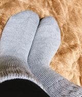 裏起毛でほっかほか♡「毛布のような靴下」の画像(7枚目)