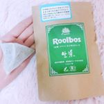 ⭐️ オーガニック 生葉(ナマハ)ルイボスティー⭐️生葉(ナマハ)ルイボスティーは、蒸気を使うことであえて発酵を止める、日本の緑茶のような製法でつくられた特別なルイボスティーだ…のInstagram画像
