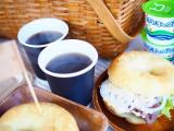 「朝食は自分で作って楽しい♪絶品ローストビーフバーガー【ファームグランピング京都天橋立】」の画像(17枚目)