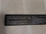 NARS ラディアントクリーミーコンシーラー 1246 レビュー / コスメの断捨離によって新しいコンシーラーを買うことに。の画像(3枚目)