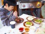 「朝食は自分で作って楽しい♪絶品ローストビーフバーガー【ファームグランピング京都天橋立】」の画像(16枚目)