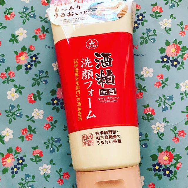 口コミ投稿:とっても上質な泡で理想のお肌に洗いあげる洗顔フォームに出会えました!酒粕と日本…