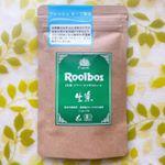 お茶大好きです♡いろんなお茶がありますが中でも【ルイボスティー】がスキ♡(´。•ㅅ•。`) 今回はこちら!! ✼••┈┈┈┈••✼••┈┈┈┈••✼株式会社TIGERオーガニック 生葉…のInstagram画像