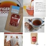 TIGERのオーガニック・プレミアム・ルイボスティーを飲んでいます。 南アフリカで育つルイボスの木から生まれるお茶ですが、ルイボスティーの中でも、オーガニック認証を取得した最高級グレードの茶葉を100…のInstagram画像