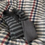 「裏起毛でほかほか!ゆったり履ける「毛布のような靴下」〜」の画像(5枚目)