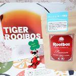 タイガールイボスティーのモニターに選んで頂きました。普段からルイボスティーが大好きでよく飲んでいます☆タイガーさんのルイボスティーは、南アフリカのルイボス農園の最高級の茶葉を使用し、他のお茶の香り…のInstagram画像
