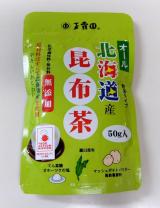 「<monitor>玉露園 オール北海道産こんぶ茶」の画像(1枚目)