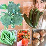 😋ミネラルたっぷりの#健康野菜 🥦🍅 #沖縄県 で農薬・化学肥料を使用しない#野菜栽培 を続けていらっしゃる#大宜味農場 さんの採れたての#野菜 を日々摂り入れ#健康生活 を送っています😋 💁#おうち…のInstagram画像