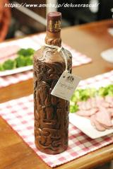 陶器ボトルが美しい!サペラヴィ クヴェヴリの画像(1枚目)